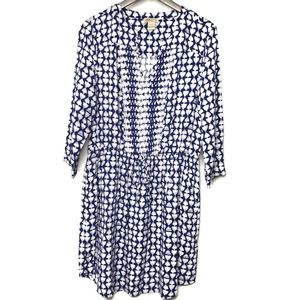 Lucky Brand Blue/White Dress